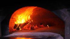 Pečení pizzy v troubě