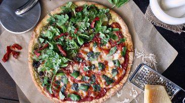Pomůcky na pizzu