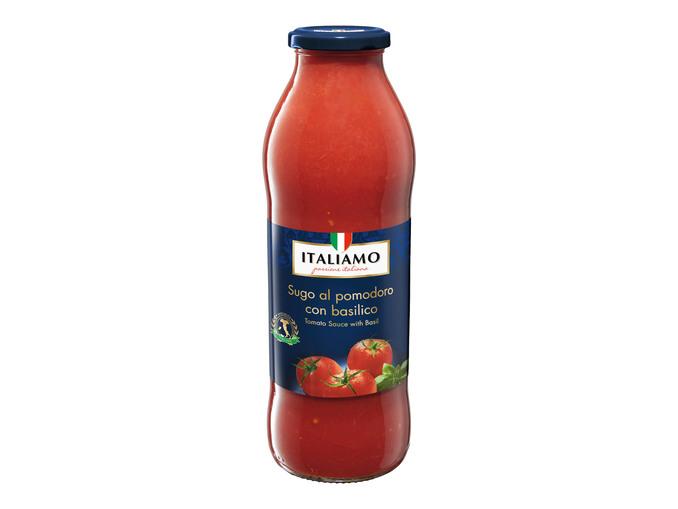 Pasírovaná rajčata z Lidlu